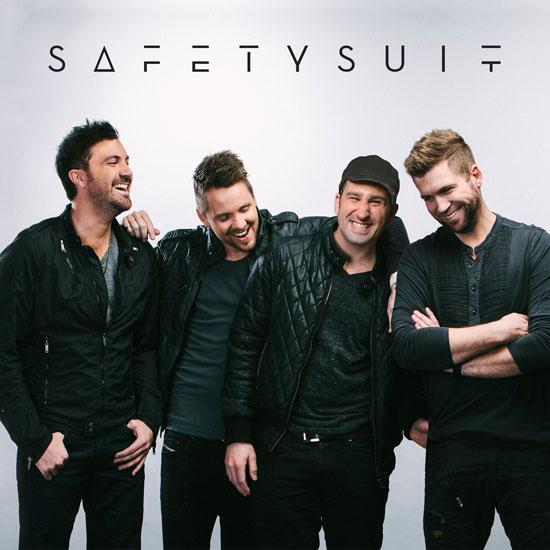 SafetySuit Cover Art